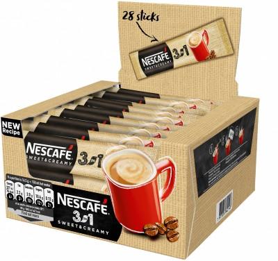 Nescafe 3в1 Sweet&Creamy