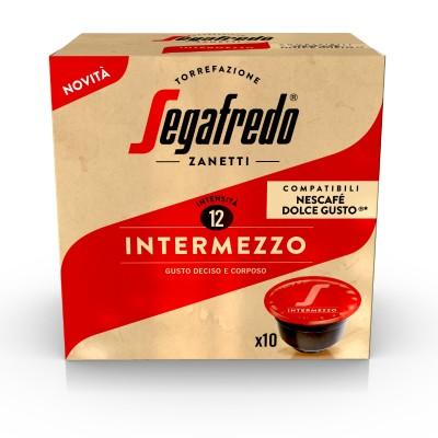 Кафе капсули Segafredo Intermezzo съвместими със система Dolce Gusto