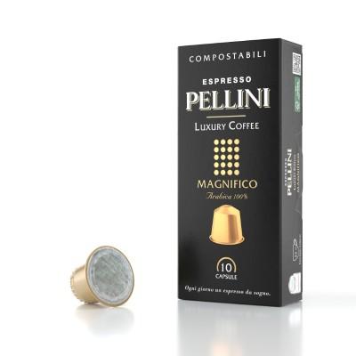 Кафе капсули Pellini Luxury Magnifico
