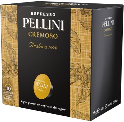 Кафе капсули Pellini Cremoso DGC