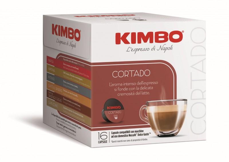 Кафе капсули KIMBO Cortado DGC