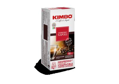 Кафе капсули KIMBO Espresso Napoli