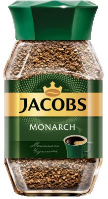 Разтворимо кафе Jacobs Monarch