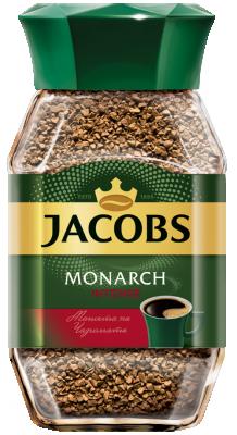 Разтворимо кафе Jacobs Monarch Intense
