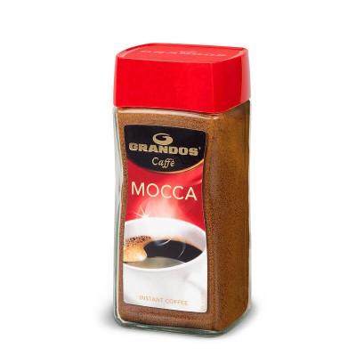 Разтворимо кафе Grandos Mocca