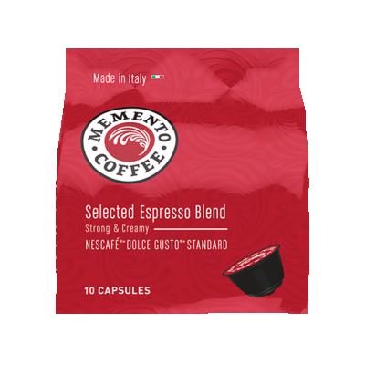 Кафе капсули Memento Selected Espresso DGC