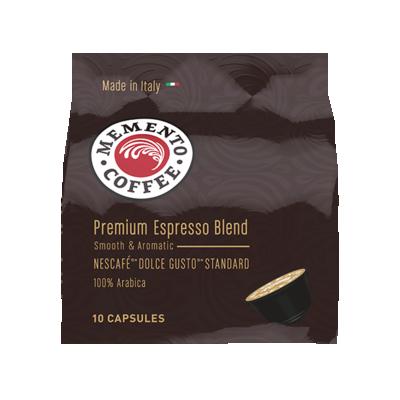 Кафе капсули Memento Premium Espresso DGC