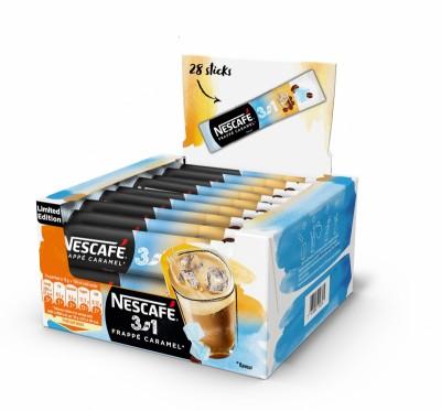 Nescafe 3в1 Frappe Caramel