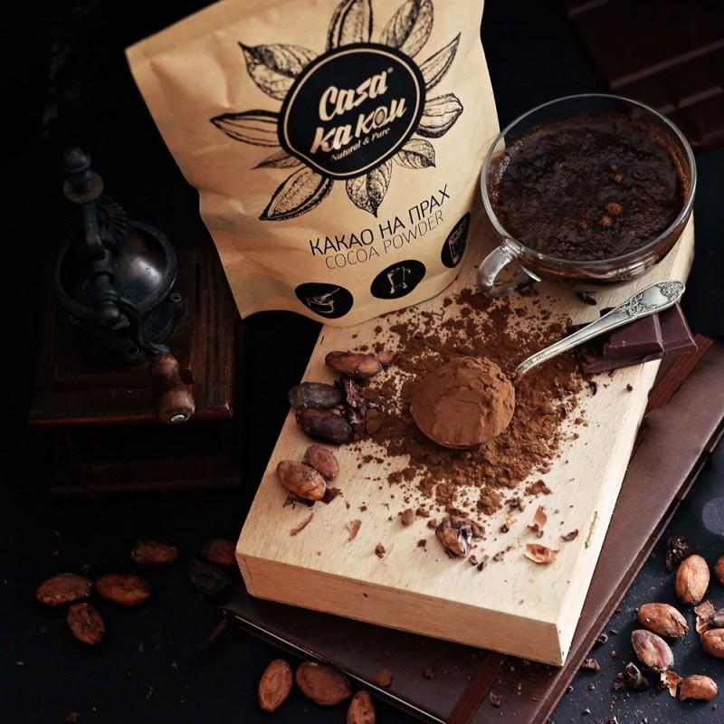 Натурално какао на прах Casa Kakau