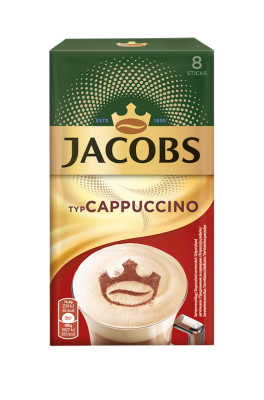 Разтворимо кафе Jacobs Cappuccino classic