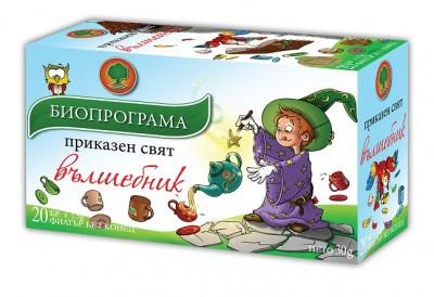 Чай Биопрограма Вълшебник