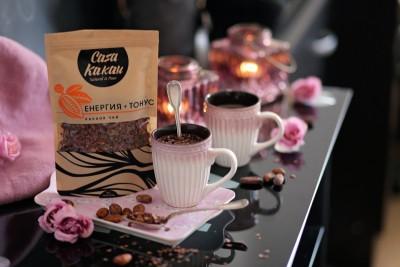 Какаов Чай Casa Kakau енергия + тонус