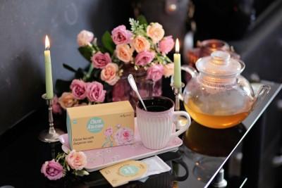 Чай Casa Kakau какаови зърна и българска роза