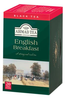 Черен чай AHMAD English breakfast