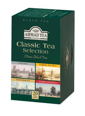 Черен чай AHMAD Classic Tea selection