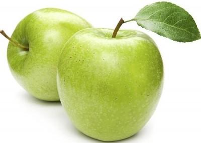 Ябълка зелена едра