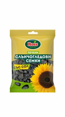 Печени Слънчогледови семки със сол Rois