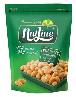Пържени фъстъци Nutline