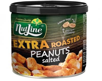 Двойно печен фъстък Nutline