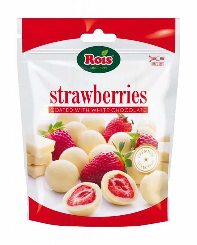 Ягоди в йогурт шоколад Rois
