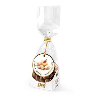 Бонбони DOTI кашу с лют червен пипер в млечен шоколад