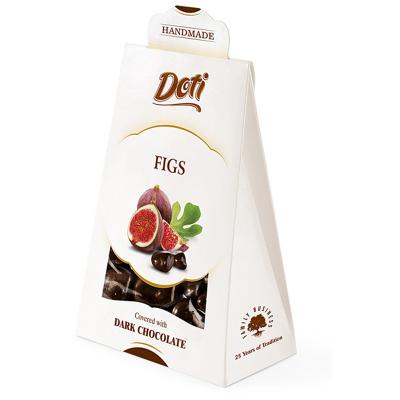 Бонбони DOTI смокини в черен шоколад