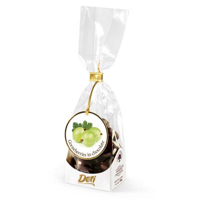 Бонбони Doti цариградско грозде в черен шоколад