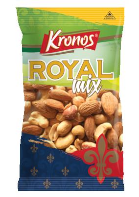 Печени ядки Kronos Royal микс