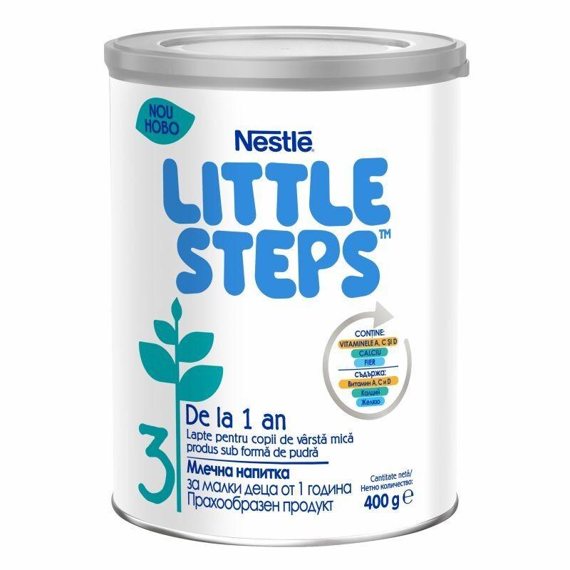 Nestle Little Steps 3