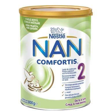 Nestle Nan Comfortis 2