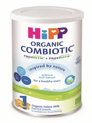 HIPP 1 Organic Combiotic Мляко за кърмачета (от първия ден)