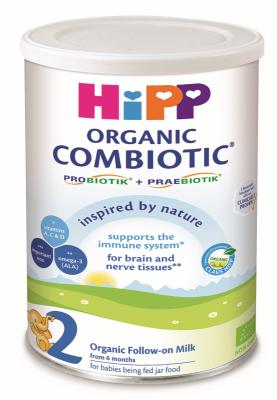 HiPP 2 Organic Combiotic Мляко за кърмачета (от шестия месец)
