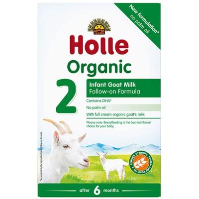 БИО Адаптирано козе мляко Holle за кърмачета Формула 2