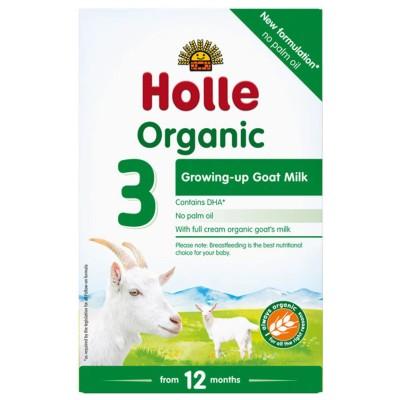 БИО Адаптирано козе мляко Holle за подрастващи Формула 3