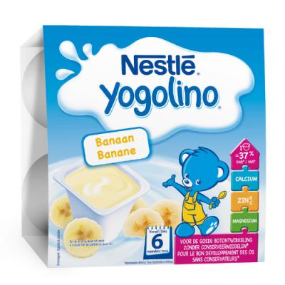 Млечен десерт Yogolino Банан