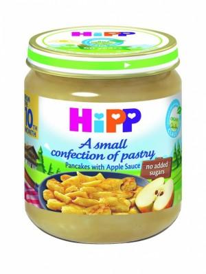 БИО Палачинки с мус от ябълки HiPP