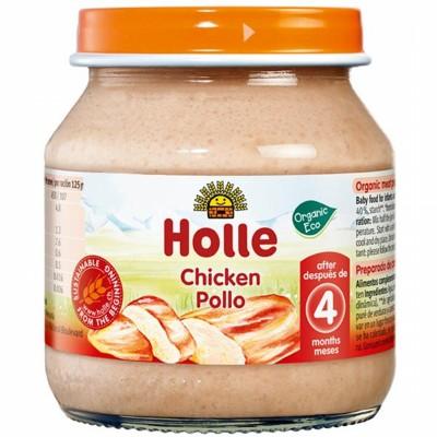 БИО Пюре Holle пилешко месо
