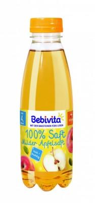 Сок Bebivita мека ябълка