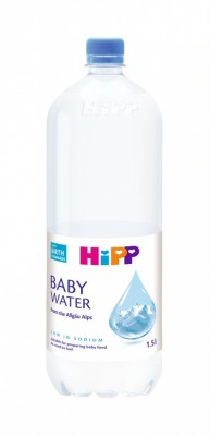 Питейна вода за бебета HiPP