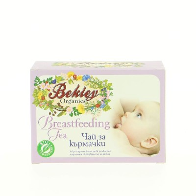 Чай Bekley Organics за кърмачки