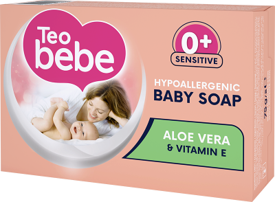 Сапун Teo bebe Personal Care Алое