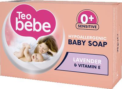 Сапун Teo bebe Personal Care Лавандула