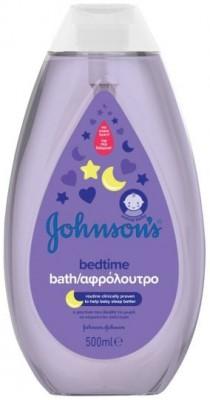 Бебешки шампоан Johnson's Bedtime