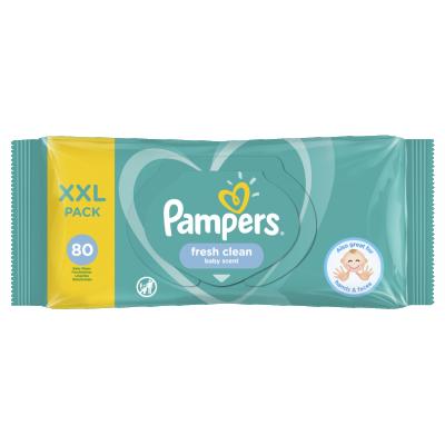 Мокри кърпички Pampers Fresh Clean XLL pack