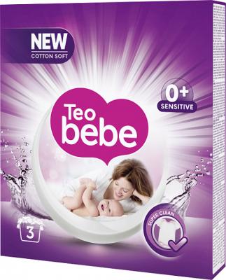 Прах за пране Teo bebe Purple лавандула