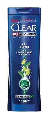 Шампоан Clear Men  24H Fresh