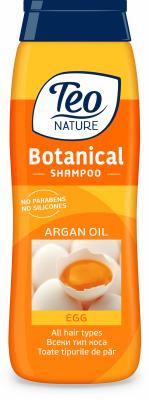 Шампоан Teo Nature Яйце и арганово масло