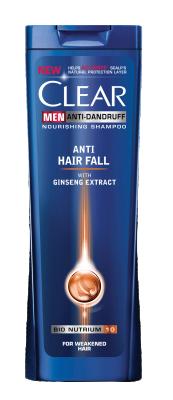 Шампоан Clear Men Anti Hair Fall