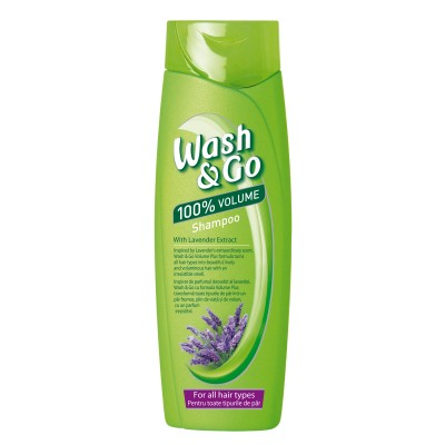 Шампоан за коса Wash & Go лавандула