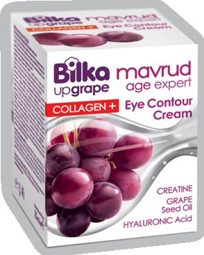 Околоочен крем Collagen+ Bilka Mavrud Age Expert